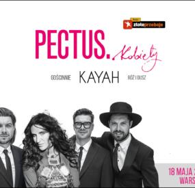 PECTUS.KOBIETY + KAYAH